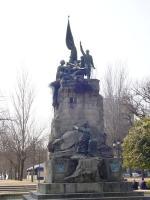 Monumento a los héroes de la batalla de Puente Sampayo